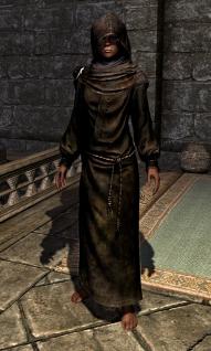 Hooded Black Robes